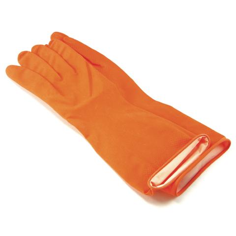 Guantes naranja