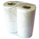 Papel higienico embalado baja calidad